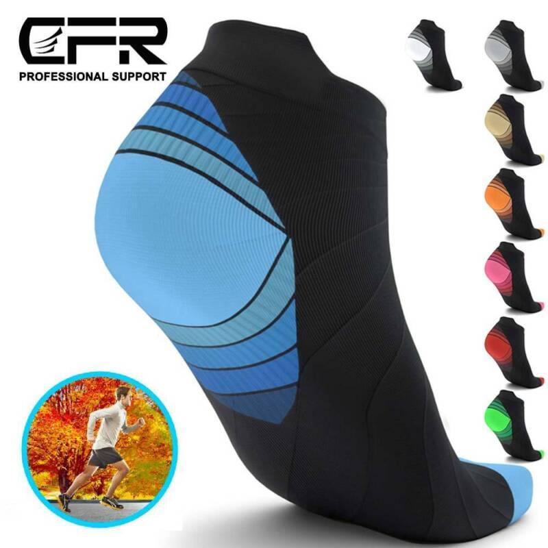 Plantar Fasciitis Socks Ankle Compression Brace Arch Support