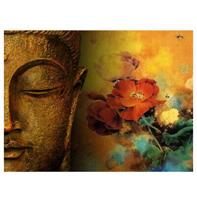 Para Pintar Números Flores Digital Pintura al óleo lienzo Arte Pared 40*50cm