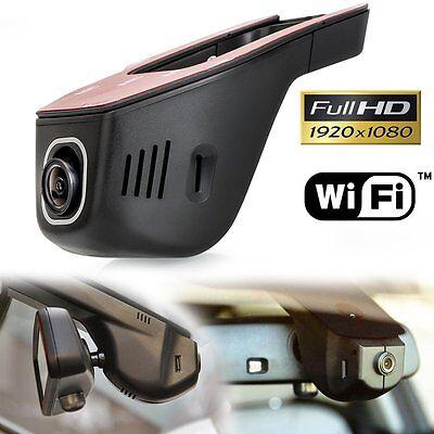 HD 1080P Covert Hidden Wifi Car DVR  Camera Video Recorder Dash Cam Night Vision