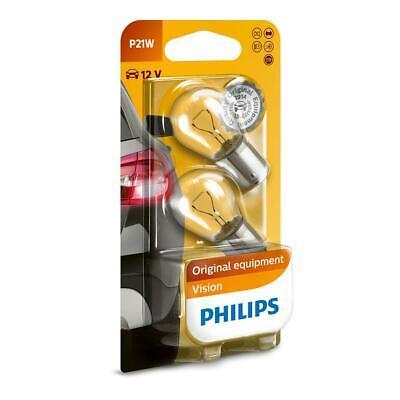 Philips P21W Glühlampe, 12 V 21 W, 2 Stück