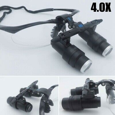 4.0x 420mm Surgical Binocular Loupes Medical Dental Magnifying Glass Loupes New