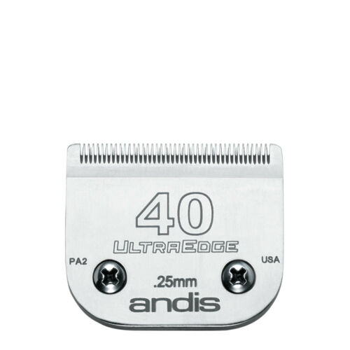 NEW Andis #40 Ultra Edge Clipper Blade