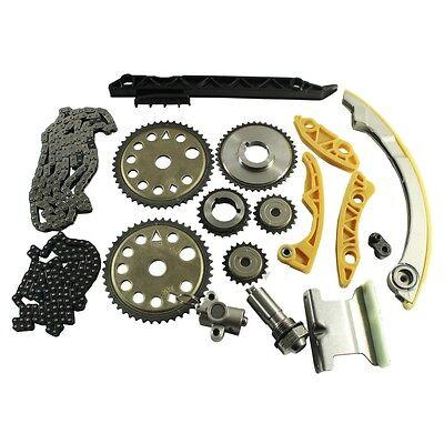 Engine Timing Chain Kit Shaft Set w/ Balance L61 For  00-11 GM 2.0L 2.2L 2.4L