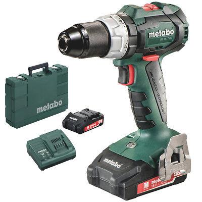 Metabo 602316520 Sb 18 Lt Bl Cordless Hammer Drill New