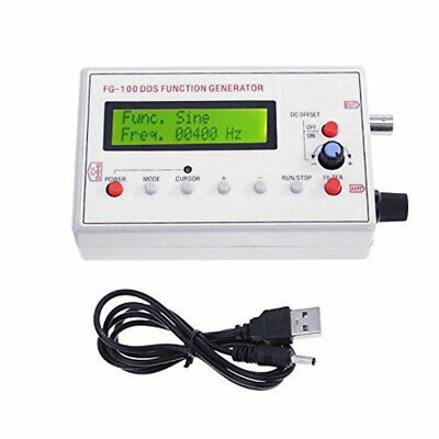 Dds Function Signal Generator Sinetrianglesquare Wave Frequency 1hz-500khz 13