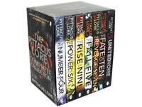 The Lorien Legacies Series By Pittacus Lore 7 Books Set - I Am Number Four New