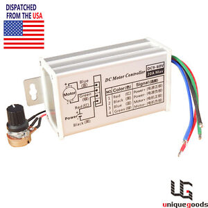 Winch motor variable speed controller wiring wire center dc variable speed motor controller ebay rh ebay com brushless electric motor wiring diagram variable speed asfbconference2016 Choice Image