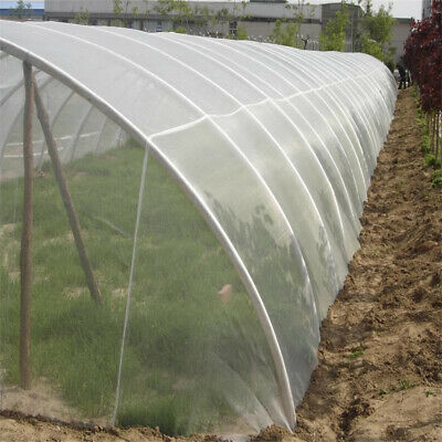 10M/6M Garden Crops Plant White Protect Netting Mesh for Bird Insect Animals Hom