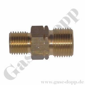 Gas-manguera-conector-3-8-034-Izquierda-x-1-4-034-derecha-boquilla-doble-Acople