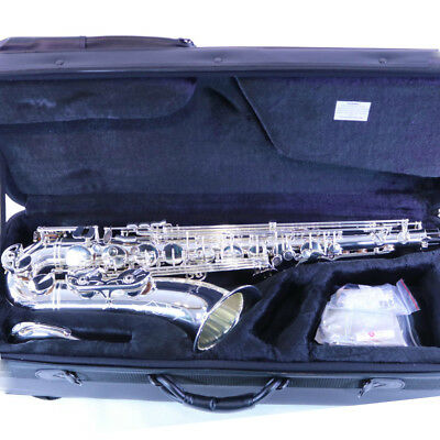 Selmer Model STS280RS La Voix II Tenor Saxophone in Silver Plate MINT CONDITION for sale  Shipping to Canada