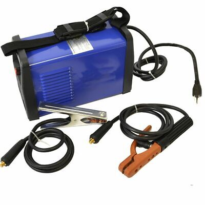 110v 200a Igbt Inverter Mmaarc Welder 3.2 Rod Welding Machine All Accessories