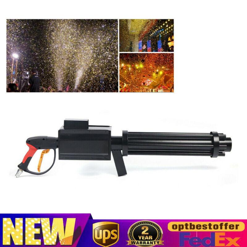 Handheld Carbon Dioxide LED CO2 Confetti Gun Stage Effect Color Paper Gun YS-C8