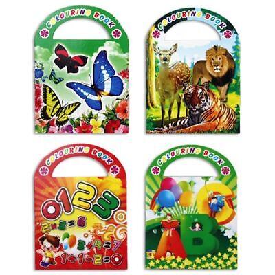 t mit Sticker Malbücher Kindergeburtstag Mitgebsel Tombala (Malbücher Für Kinder)