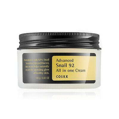 [Cosrx] Advanced Snail 92 All In One Cream 100ml Free gifts