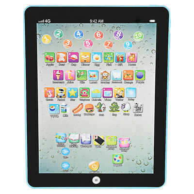 Baby Kids Earlly Learning Tablet IPAD Educational Toys Gift For Girl Boy Toddler - Kids Learning Toys