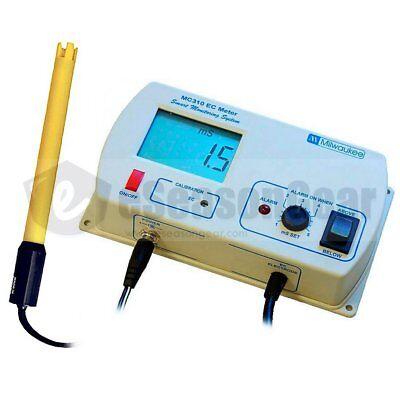 Milwaukee Instruments Mc310 Ec - Conductivity Monitor
