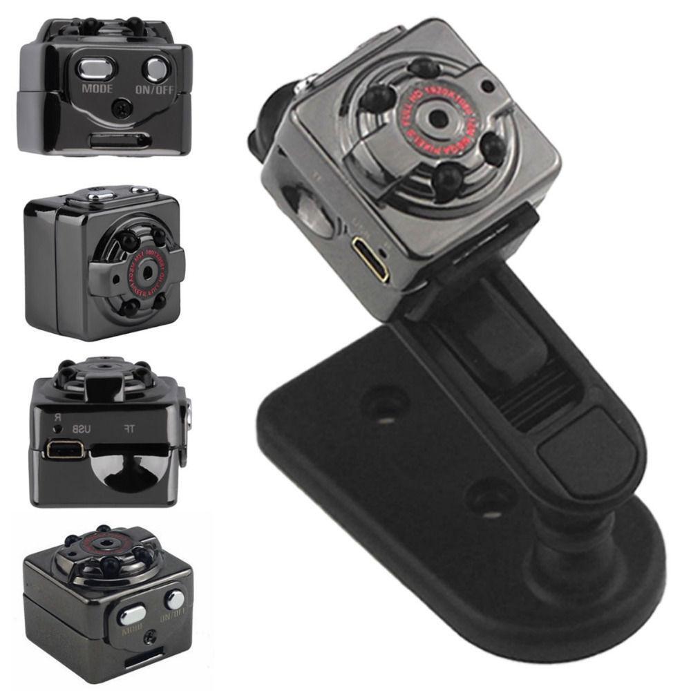 Mini DV Camera 1080P Full HD Car DVR Recorder Motion Detection Spy Camcorder HOT