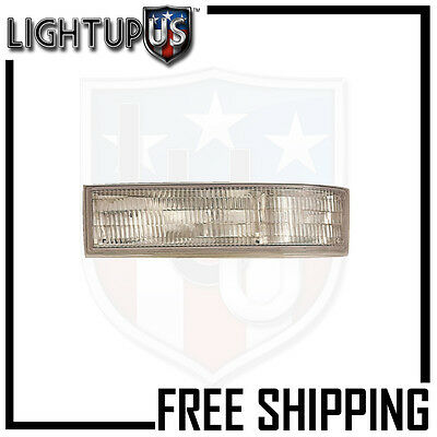 Fits 95-05 CHEVROLET ASTRO VAN SIGNAL LIGHT/LAMP  Driver Side (Left Only)
