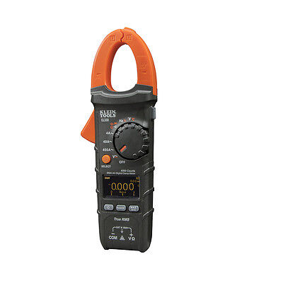 Klein Tools CL330 400A AC Auto-Ranging Digital Clamp Meter, TRMS True RMS, OLED ()