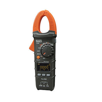 Klein Tools Cl330 400a Ac Auto-ranging Digital Clamp Meter Trms True Rms Oled