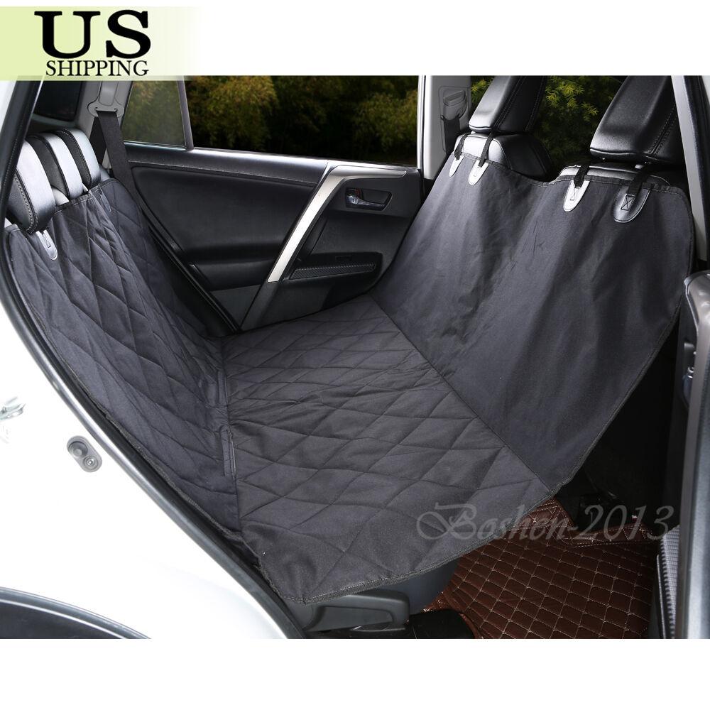 Car Pet Dog Back Seat Cover Protector Non Slip Suv Auto