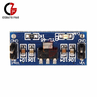 5pcs Ams1117 1.25v Dc Step-down Voltage Regler Adapter Convertor Supply Module