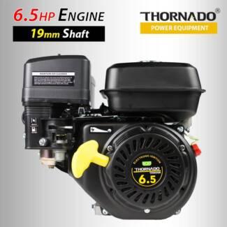 Thornado 6.5HP Stationary Petrol Engine 4 Stroke Horizontal Shaft Chipping Norton Liverpool Area Preview