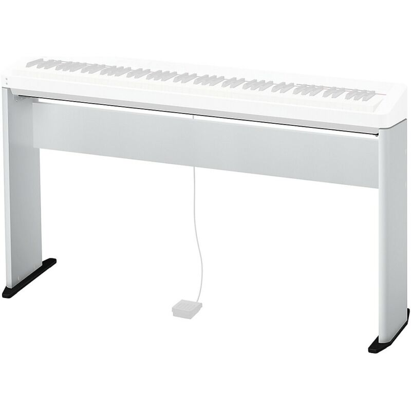 Casio CS-68 Wooden Stand for Privia Models White LN