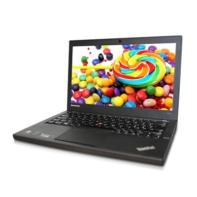 Lenovo ThinkPad X240 Ultrabook Core i5-4300U 1,9 GHz 8Gb 128GB SSD Cam Win10