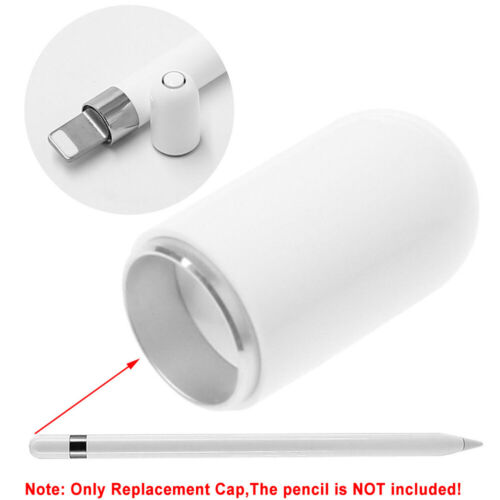 Magnetic Replacement Cap Stylus Pen Hat for Apple