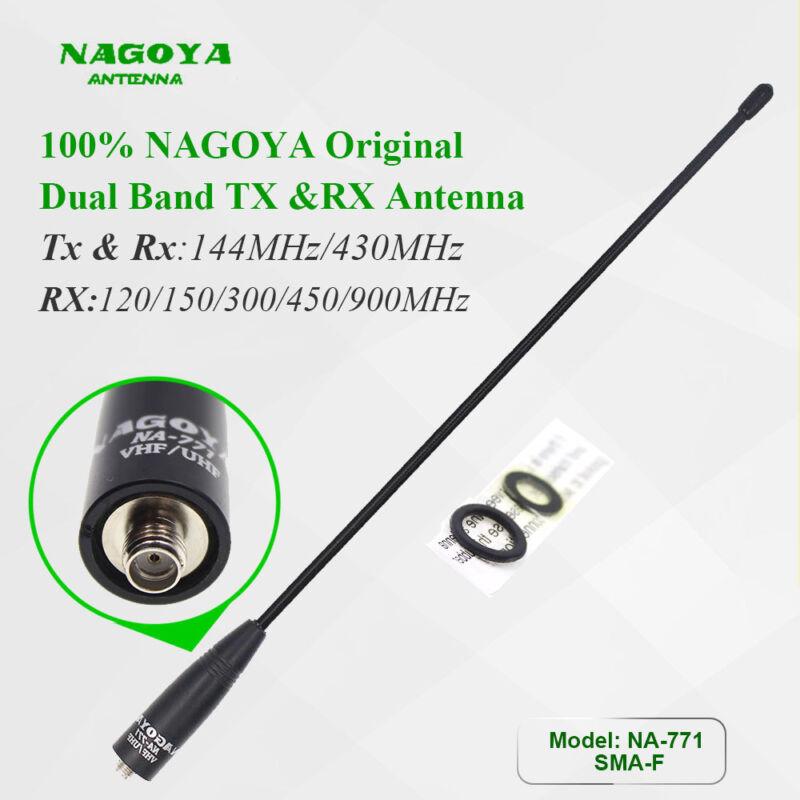 original NAGOYA Dual band antenna NA-771 SMA-F fit for UV-5R UV-82 Walkie Talkie