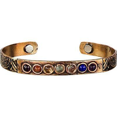 Copper Chakra Adjustable Bracelet!