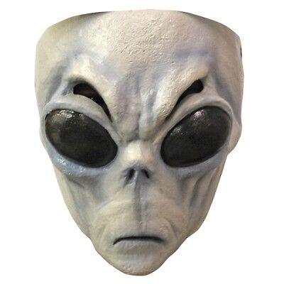 Ghoulish Productions Grey Alien Mask Standard - Grey Alien Mask