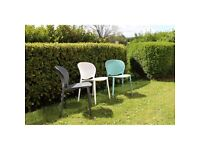 Clearance stock brand new Garden Design Chairs in our warehouse