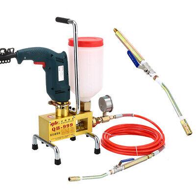 220v High Pressure Grouting Machine Epoxy Injection Pump Leak Stoppage Machine