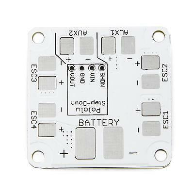 4Power Mini PDB Power Distribution Board 4 ESC Voltage Regulator FPV Drone
