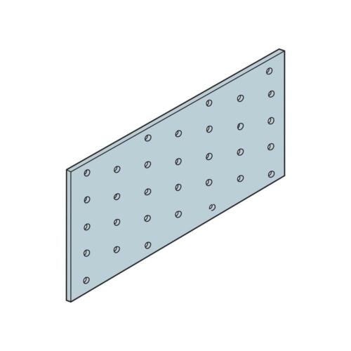 Simpson Strong Tie Simpson Strong Tie 3-1/8-inch by 7-inch Tie Plate TP37