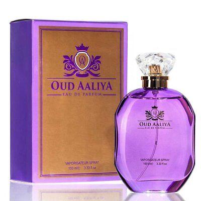 Oud Aaliya Eau de Parfum by Al Aneeq - Sensual Floral Fragrance for women 100ml