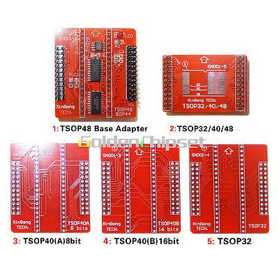 Tsop324048 Tsop48 Programmer Adapter Socket For Tl866cs Tl866a