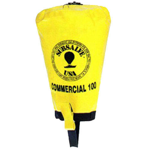 Commercial Lift Bag with Dump Valve, 100 LB Capacity