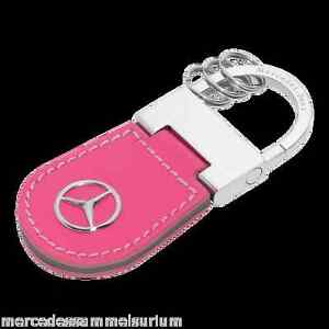 Mercedes benz key chain keychain beijing new pink new ebay for Mercedes benz key rings for sale