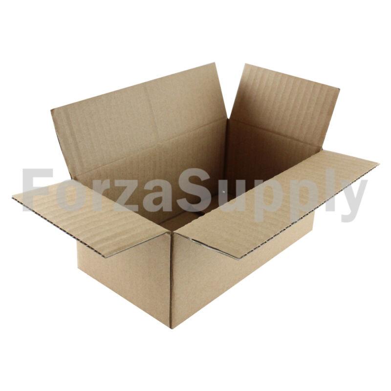 "50 7x4x2 ""EcoSwift"" Brand Cardboard Box Packing Mailing Shipping Corrugated"