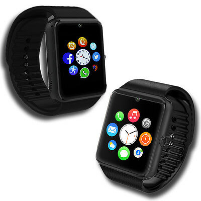 Unlocked! GSM Bluetooth Watch Phone MP3 MP4 Spy Camera Video [aT&T / T-Mobile] Camera Mp3 Mp4 Video