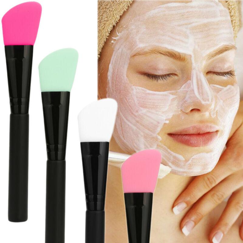 Fashion Wooden Handle Facial Face Set Mud Mask Mixing Brush