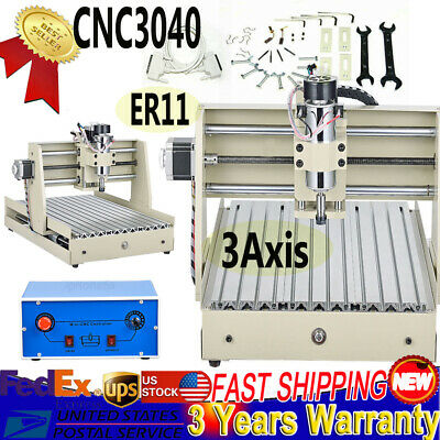 Usb Cnc 3040 3axis Router Engraving Machine For Advertising Design Woodworking
