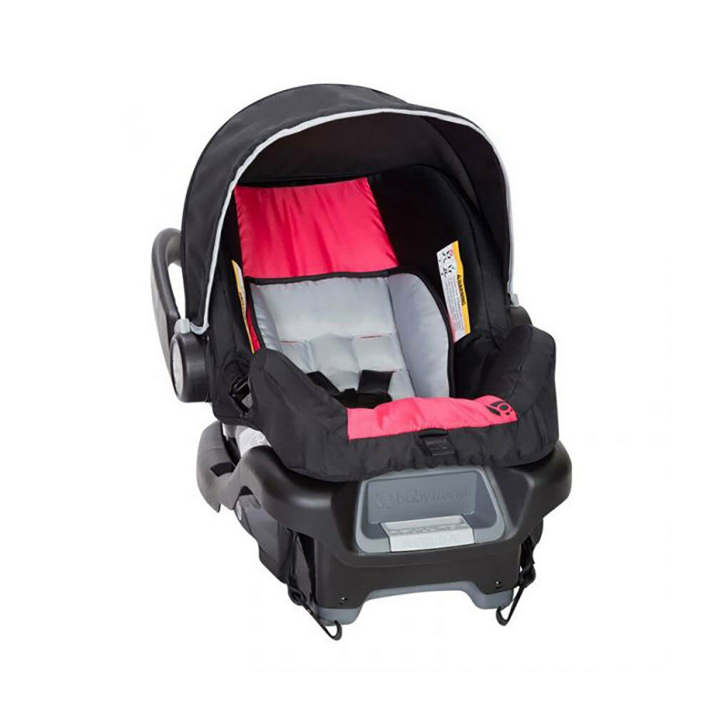 Baby Trend Ally 35 Infant Car Seat Optic Pink