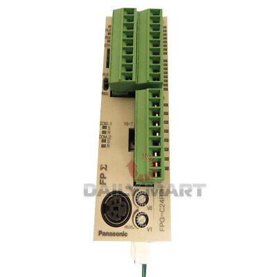 Used Tested Panasonic Afpg2423h Fpg-c24r2h Control Unit