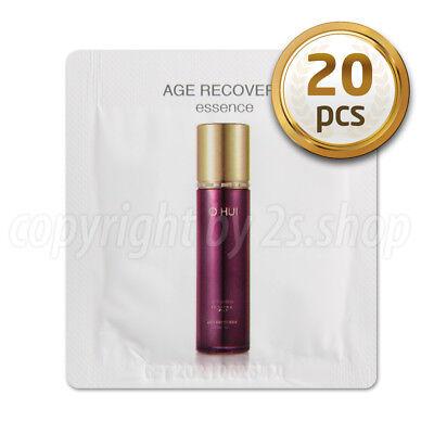 Recovery Essence - [O HUI] Age Recovery Essence 1ml x 20pcs Korea Cosmetics OHUI