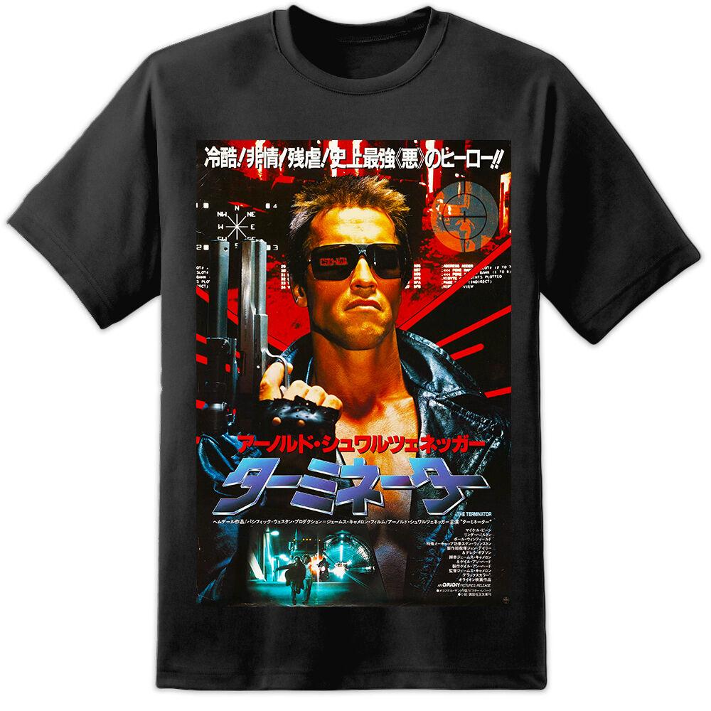 Predator Fan Poster Movie T Shirt