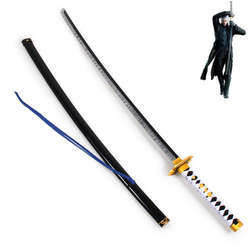 Devil May Cry V DMC 5 Vergil Yamato Sword Cosplay Prop